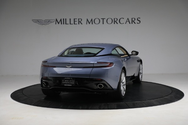 Used 2018 Aston Martin DB11 V12 for sale Sold at Maserati of Greenwich in Greenwich CT 06830 6