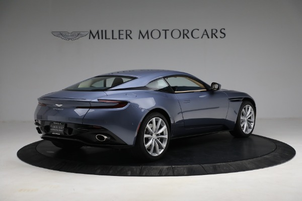 Used 2018 Aston Martin DB11 V12 for sale Sold at Maserati of Greenwich in Greenwich CT 06830 7