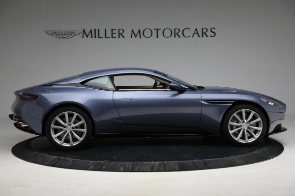 Used 2018 Aston Martin DB11 V12 for sale Sold at Maserati of Greenwich in Greenwich CT 06830 8