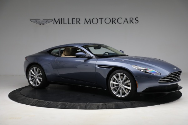 Used 2018 Aston Martin DB11 V12 for sale Sold at Maserati of Greenwich in Greenwich CT 06830 9