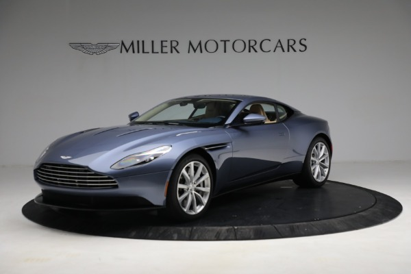 Used 2018 Aston Martin DB11 V12 for sale Sold at Maserati of Greenwich in Greenwich CT 06830 1