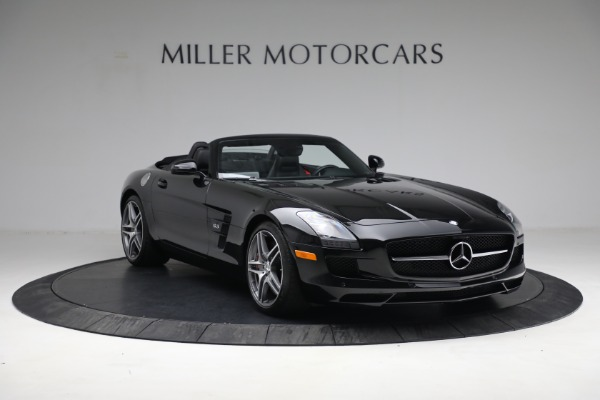 Used 2014 Mercedes-Benz SLS AMG GT for sale Call for price at Maserati of Greenwich in Greenwich CT 06830 10