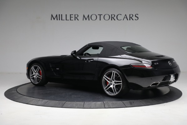 Used 2014 Mercedes-Benz SLS AMG GT for sale Call for price at Maserati of Greenwich in Greenwich CT 06830 12