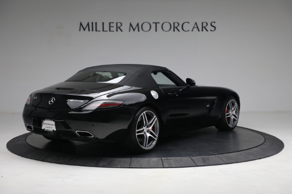 Used 2014 Mercedes-Benz SLS AMG GT for sale Call for price at Maserati of Greenwich in Greenwich CT 06830 13