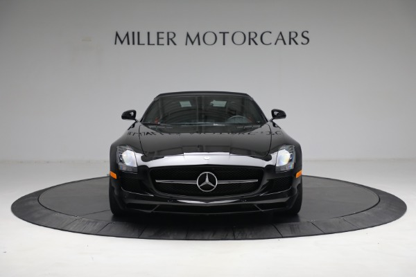 Used 2014 Mercedes-Benz SLS AMG GT for sale Call for price at Maserati of Greenwich in Greenwich CT 06830 15