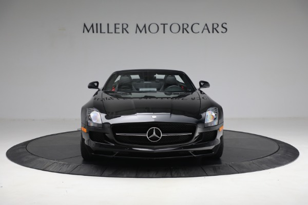 Used 2014 Mercedes-Benz SLS AMG GT for sale Call for price at Maserati of Greenwich in Greenwich CT 06830 16