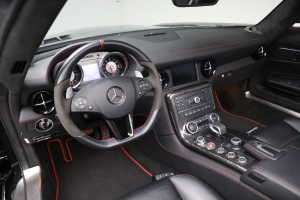 Used 2014 Mercedes-Benz SLS AMG GT for sale Call for price at Maserati of Greenwich in Greenwich CT 06830 17