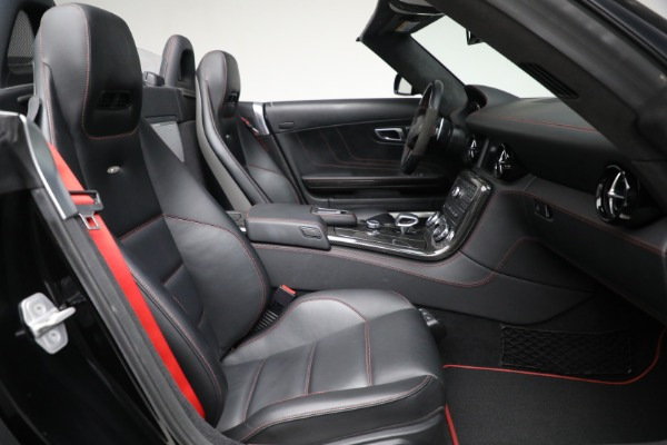 Used 2014 Mercedes-Benz SLS AMG GT for sale Call for price at Maserati of Greenwich in Greenwich CT 06830 21