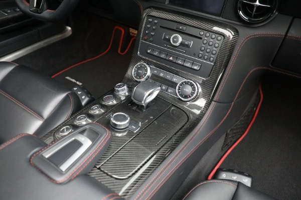 Used 2014 Mercedes-Benz SLS AMG GT for sale Call for price at Maserati of Greenwich in Greenwich CT 06830 23
