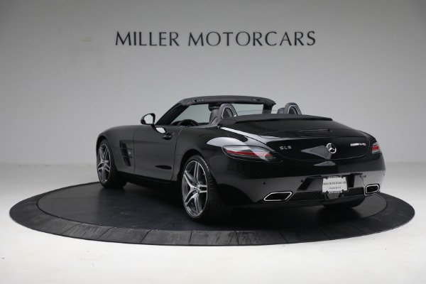 Used 2014 Mercedes-Benz SLS AMG GT for sale Call for price at Maserati of Greenwich in Greenwich CT 06830 5
