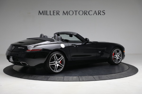 Used 2014 Mercedes-Benz SLS AMG GT for sale Call for price at Maserati of Greenwich in Greenwich CT 06830 8