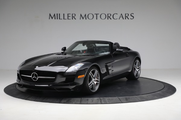Used 2014 Mercedes-Benz SLS AMG GT for sale Call for price at Maserati of Greenwich in Greenwich CT 06830 1