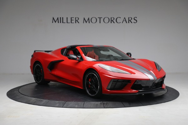 Used 2020 Chevrolet Corvette Stingray for sale Sold at Maserati of Greenwich in Greenwich CT 06830 12