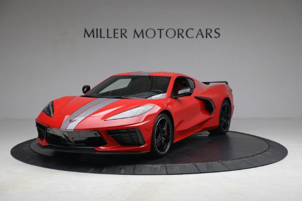 Used 2020 Chevrolet Corvette Stingray for sale Sold at Maserati of Greenwich in Greenwich CT 06830 14