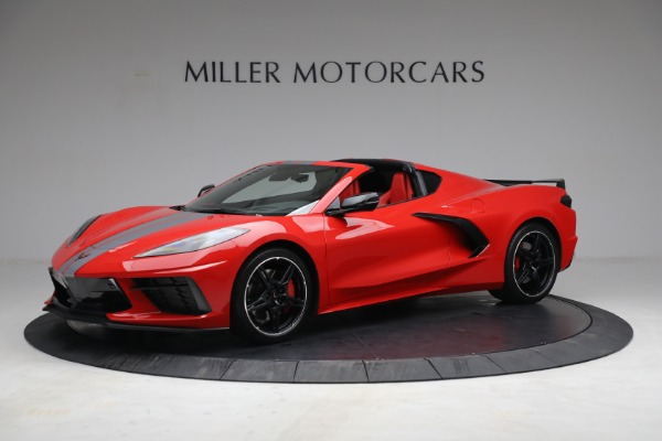 Used 2020 Chevrolet Corvette Stingray for sale Sold at Maserati of Greenwich in Greenwich CT 06830 2