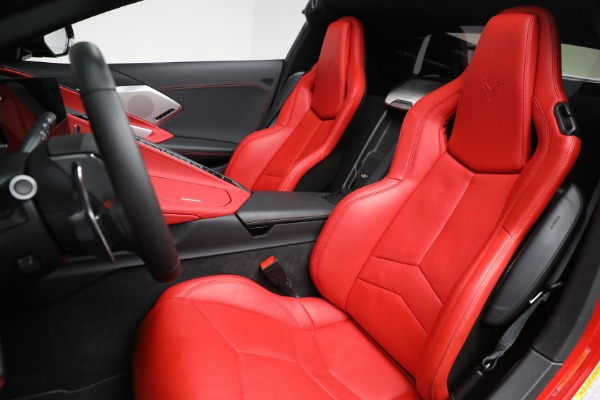 Used 2020 Chevrolet Corvette Stingray for sale Sold at Maserati of Greenwich in Greenwich CT 06830 20