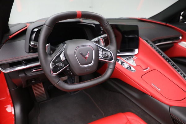 Used 2020 Chevrolet Corvette Stingray for sale Sold at Maserati of Greenwich in Greenwich CT 06830 21