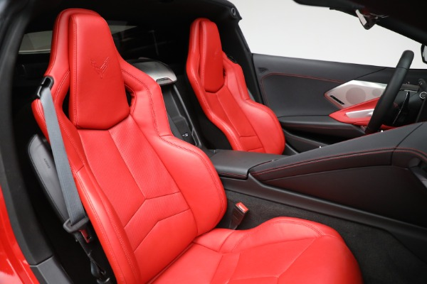 Used 2020 Chevrolet Corvette Stingray for sale Sold at Maserati of Greenwich in Greenwich CT 06830 24