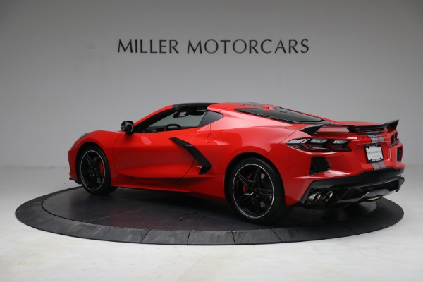 Used 2020 Chevrolet Corvette Stingray for sale Sold at Maserati of Greenwich in Greenwich CT 06830 4