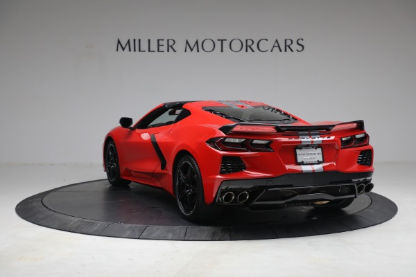 Used 2020 Chevrolet Corvette Stingray for sale Sold at Maserati of Greenwich in Greenwich CT 06830 5