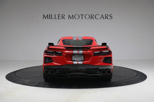 Used 2020 Chevrolet Corvette Stingray for sale Sold at Maserati of Greenwich in Greenwich CT 06830 7