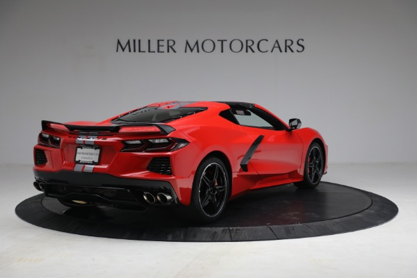 Used 2020 Chevrolet Corvette Stingray for sale Sold at Maserati of Greenwich in Greenwich CT 06830 8