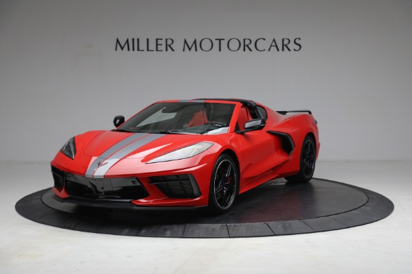 Used 2020 Chevrolet Corvette Stingray for sale Sold at Maserati of Greenwich in Greenwich CT 06830 1