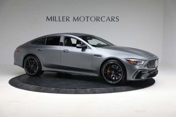 Used 2019 Mercedes-Benz AMG GT 63 for sale Call for price at Maserati of Greenwich in Greenwich CT 06830 10