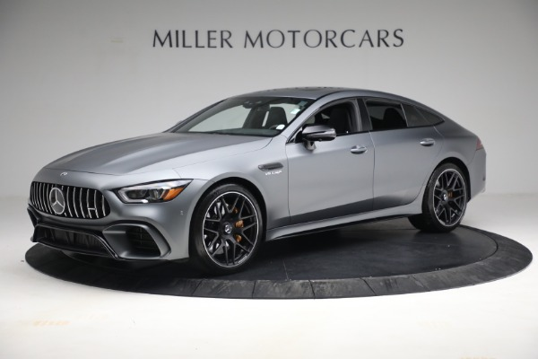 Used 2019 Mercedes-Benz AMG GT 63 for sale Call for price at Maserati of Greenwich in Greenwich CT 06830 2