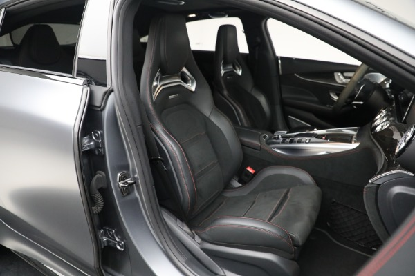 Used 2019 Mercedes-Benz AMG GT 63 for sale Call for price at Maserati of Greenwich in Greenwich CT 06830 21