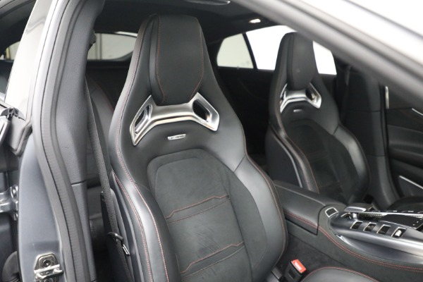 Used 2019 Mercedes-Benz AMG GT 63 for sale Call for price at Maserati of Greenwich in Greenwich CT 06830 22