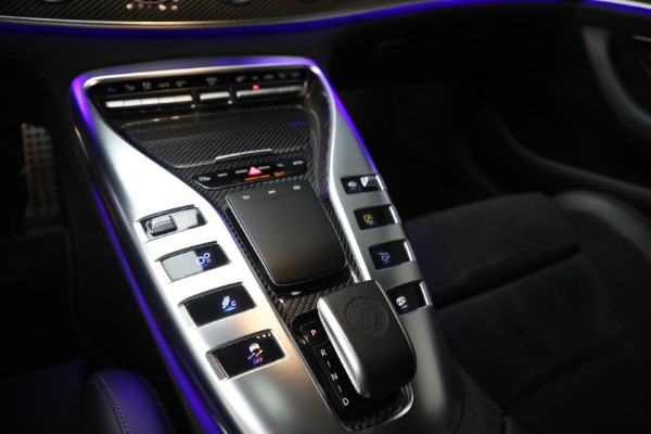 Used 2019 Mercedes-Benz AMG GT 63 for sale Call for price at Maserati of Greenwich in Greenwich CT 06830 28