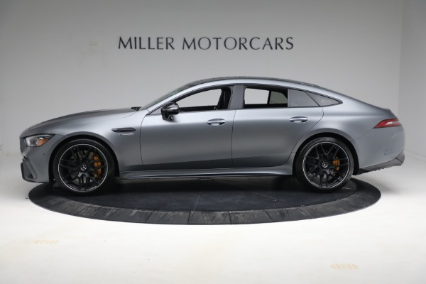 Used 2019 Mercedes-Benz AMG GT 63 for sale Call for price at Maserati of Greenwich in Greenwich CT 06830 3
