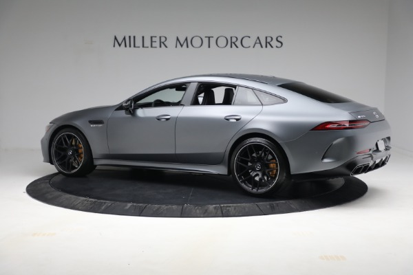 Used 2019 Mercedes-Benz AMG GT 63 for sale Call for price at Maserati of Greenwich in Greenwich CT 06830 4