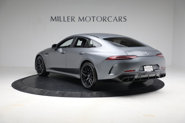 Used 2019 Mercedes-Benz AMG GT 63 for sale Call for price at Maserati of Greenwich in Greenwich CT 06830 5