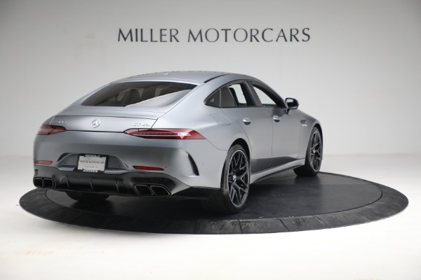 Used 2019 Mercedes-Benz AMG GT 63 for sale Call for price at Maserati of Greenwich in Greenwich CT 06830 7