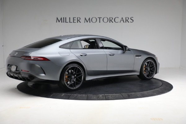 Used 2019 Mercedes-Benz AMG GT 63 for sale Call for price at Maserati of Greenwich in Greenwich CT 06830 8