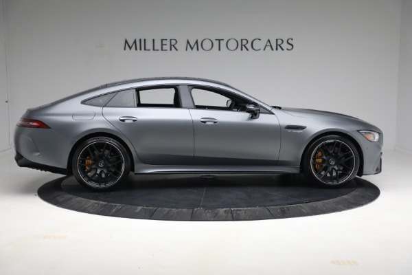 Used 2019 Mercedes-Benz AMG GT 63 for sale Call for price at Maserati of Greenwich in Greenwich CT 06830 9