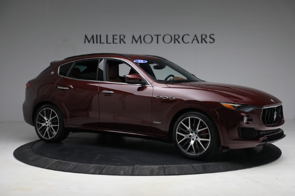 Used 2018 Maserati Levante GranSport for sale Sold at Maserati of Greenwich in Greenwich CT 06830 10