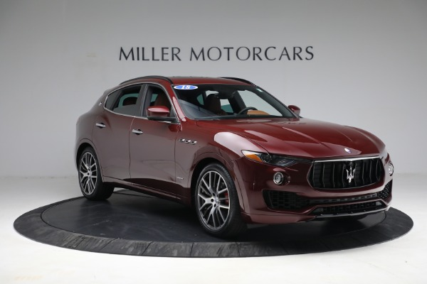 Used 2018 Maserati Levante GranSport for sale Sold at Maserati of Greenwich in Greenwich CT 06830 11