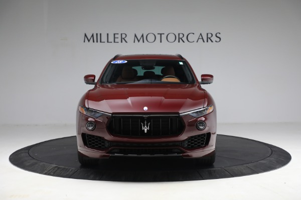 Used 2018 Maserati Levante GranSport for sale Sold at Maserati of Greenwich in Greenwich CT 06830 12