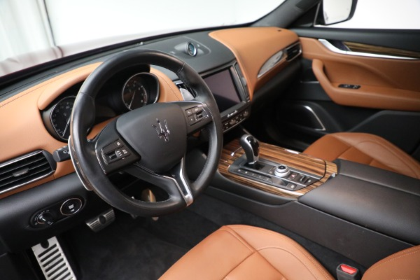 Used 2018 Maserati Levante GranSport for sale Sold at Maserati of Greenwich in Greenwich CT 06830 13