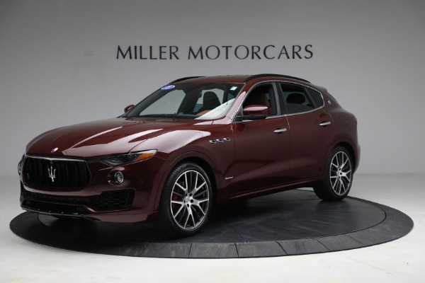 Used 2018 Maserati Levante GranSport for sale Sold at Maserati of Greenwich in Greenwich CT 06830 2