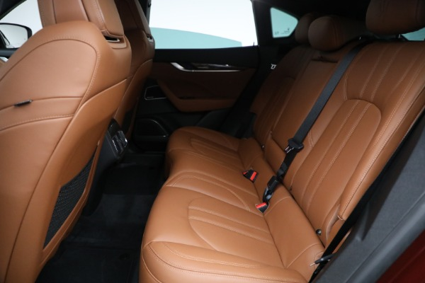 Used 2018 Maserati Levante GranSport for sale Sold at Maserati of Greenwich in Greenwich CT 06830 22