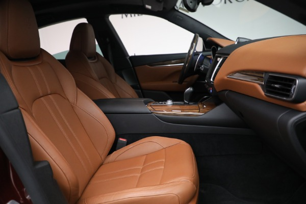 Used 2018 Maserati Levante GranSport for sale Sold at Maserati of Greenwich in Greenwich CT 06830 26