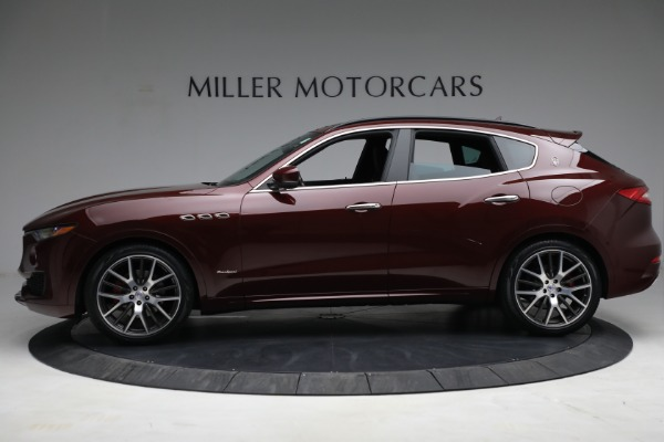 Used 2018 Maserati Levante GranSport for sale Sold at Maserati of Greenwich in Greenwich CT 06830 3