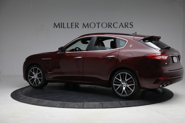 Used 2018 Maserati Levante GranSport for sale Sold at Maserati of Greenwich in Greenwich CT 06830 4