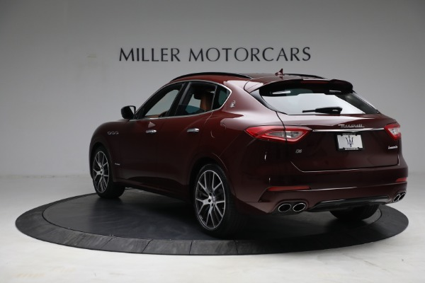 Used 2018 Maserati Levante GranSport for sale Sold at Maserati of Greenwich in Greenwich CT 06830 5