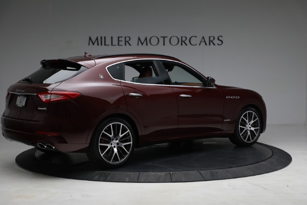 Used 2018 Maserati Levante GranSport for sale Sold at Maserati of Greenwich in Greenwich CT 06830 8