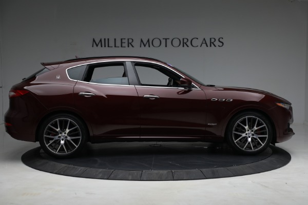 Used 2018 Maserati Levante GranSport for sale Sold at Maserati of Greenwich in Greenwich CT 06830 9